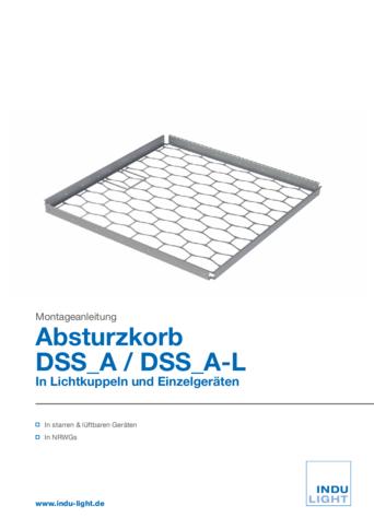 Absturzkorb DSS_A