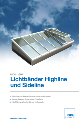 Lichtband Highline / Sideline