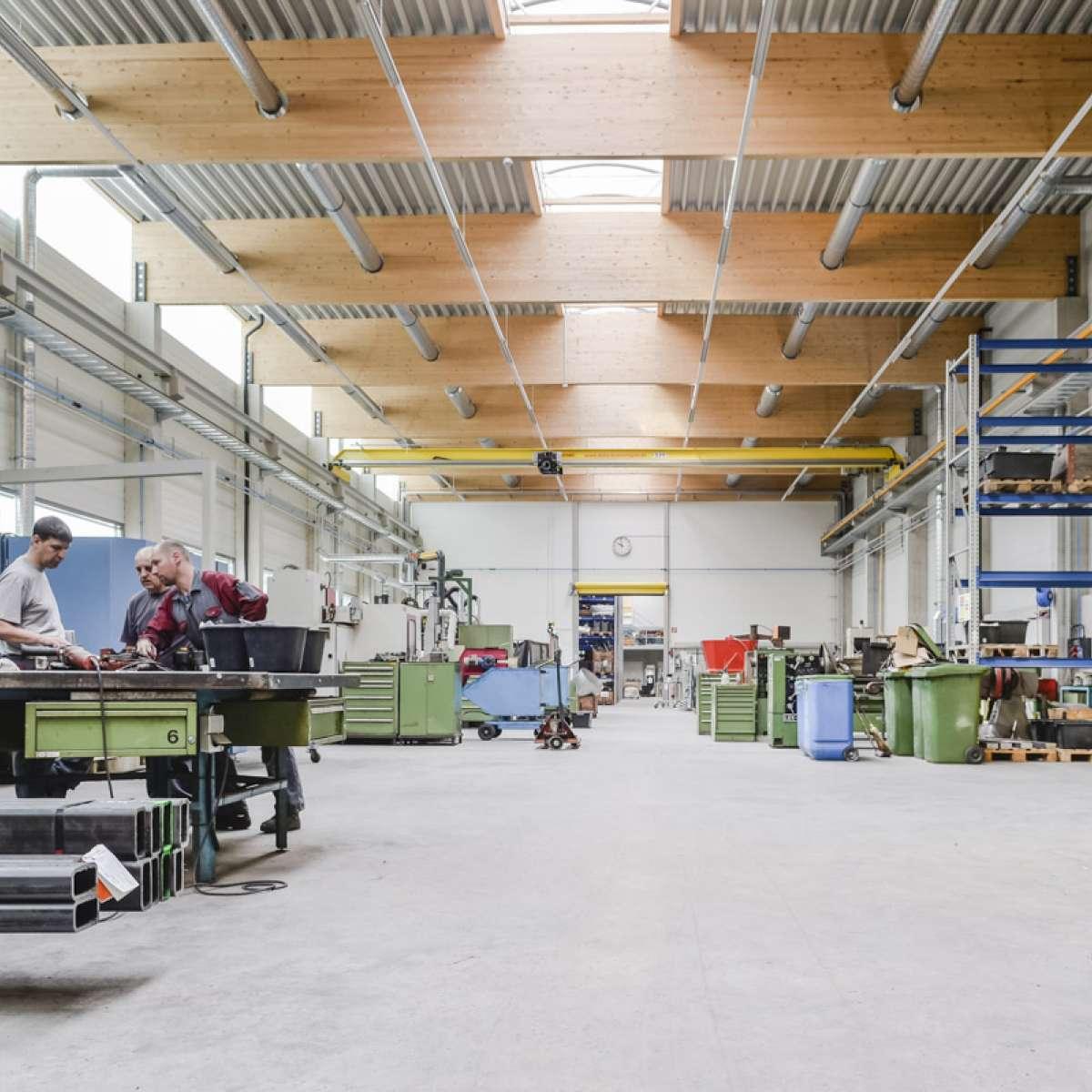 DIEM-Werke | Hörbranz, Österreich • Bild 1
