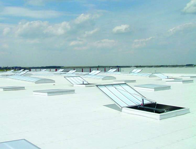 Skyline RWA Dachlicht