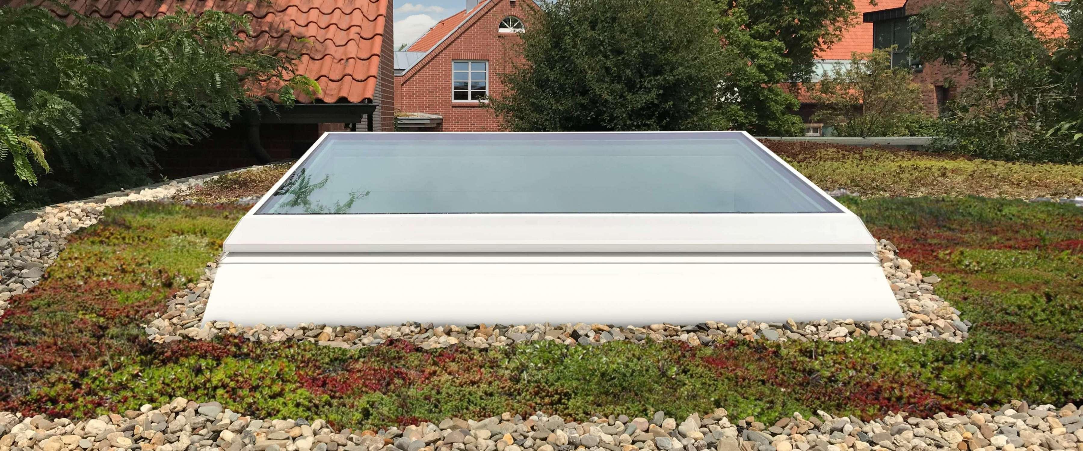 Flachdachfenster Stella | modular und konfigurierbar • Bild 1