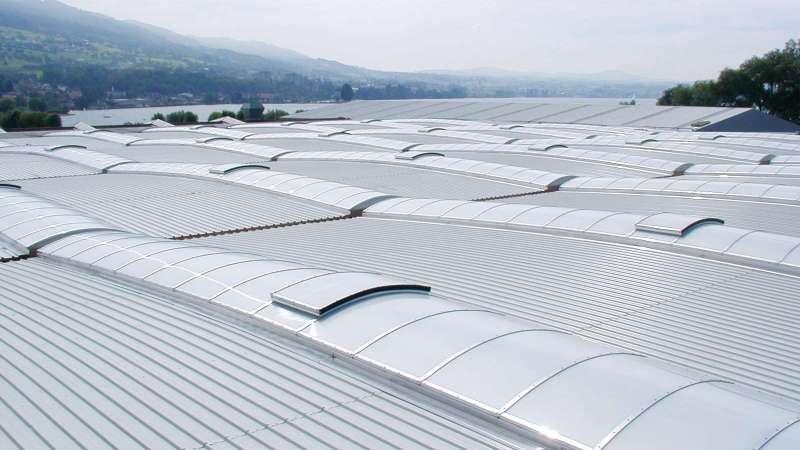 Airex Composite Structures Industrie- und Gewerbepark    Altenrhein, Schweiz • Bild 1
