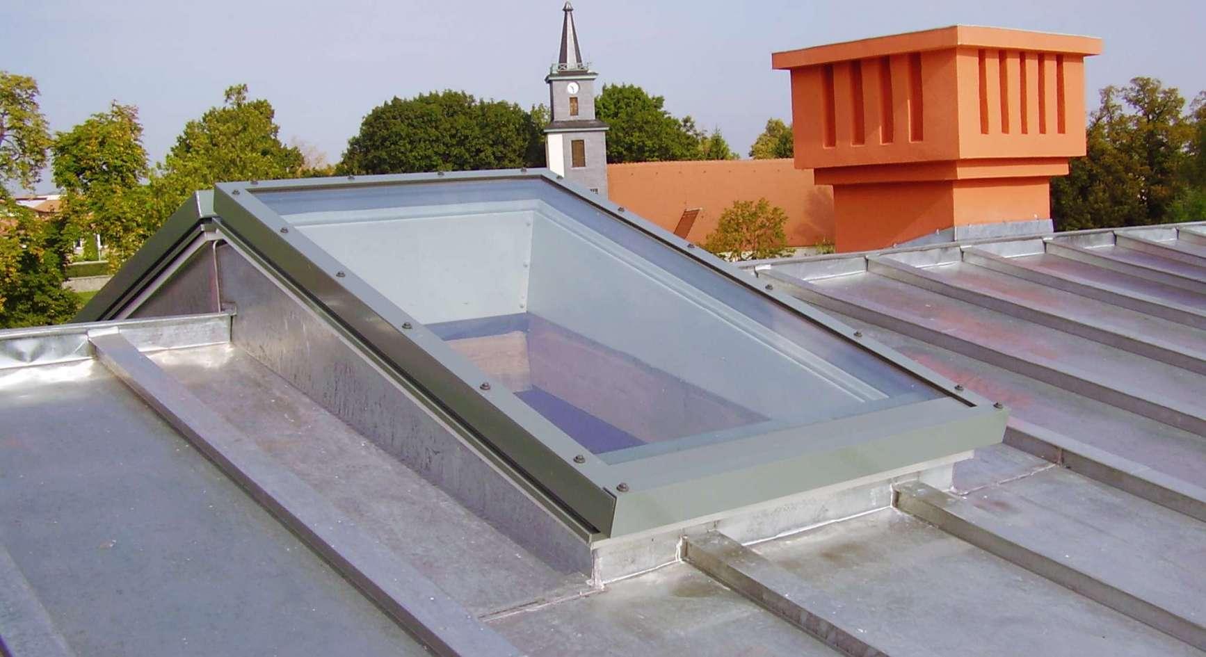 Dachlicht Glas - Bild 1