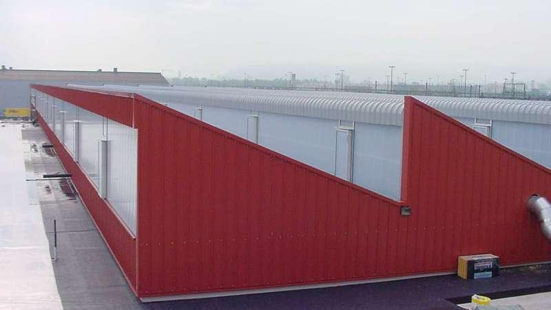 Coop Megastore   Dietikon, Schweiz • Generalsanierung des kompletten Gebäudes, Hand in Hand mit angrenzenden Gewerben.