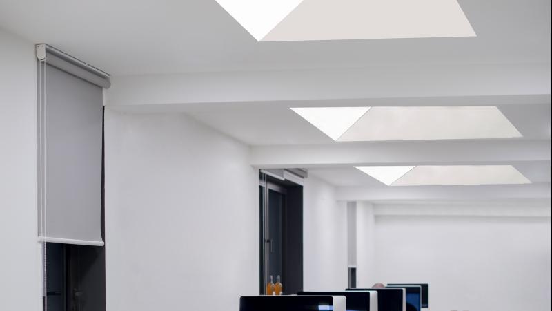 Lichtkuppel Libra   reduziert im Design, hervorragend in der Technik • Bild 1