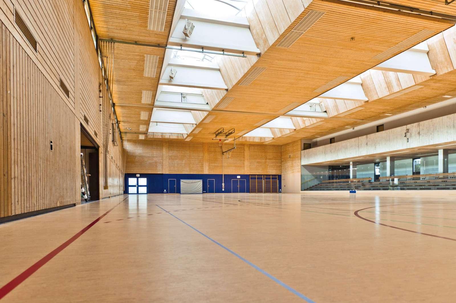 Ablachhalle/Sporthalle - Mengen